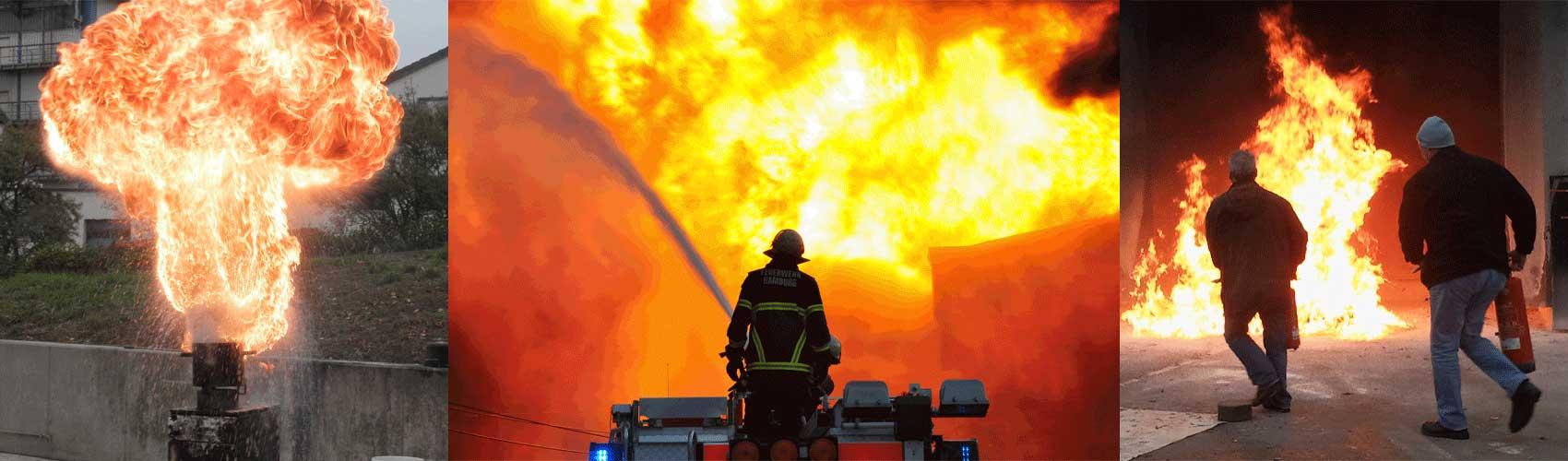 Brandschutzhelfer und Evakuierungshelfer